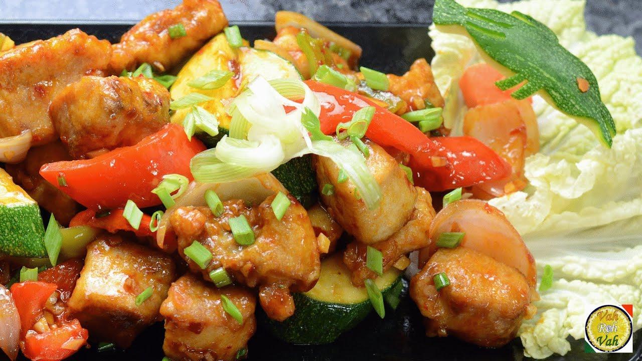 stir fry fish sauce