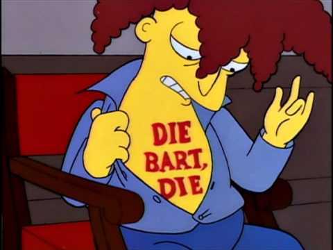 The Simpsons - Die Bart Die (English)