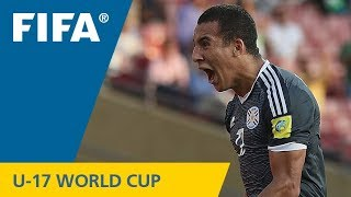 TOP GOALS: Fernando Cardozo (PAR) v Turkey - FIFA U-17 World Cup 2017