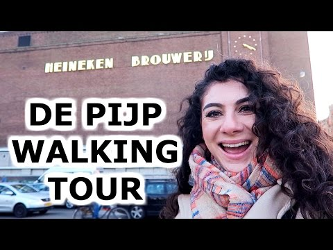 DE PIJP AMSTERDAM WALKING TOUR | TRAVEL VLOG IV