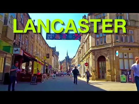 Places To Live In The UK - City Of Lancaster , Lancashire , LA1 , ENGLAND