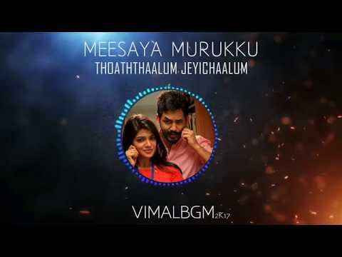 Thothalum Jeichalum | Official | Vimalbgm