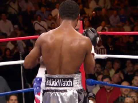 Shane Mosley - Luis Collazo Highlights