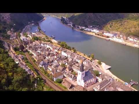 St.Goar Rhein Loreley
