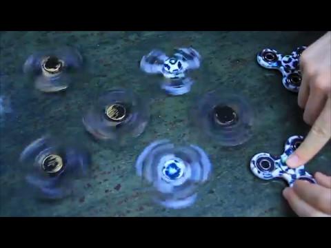 SPINNER FIDGET/ HAND SPINNER DEMONSTRATION