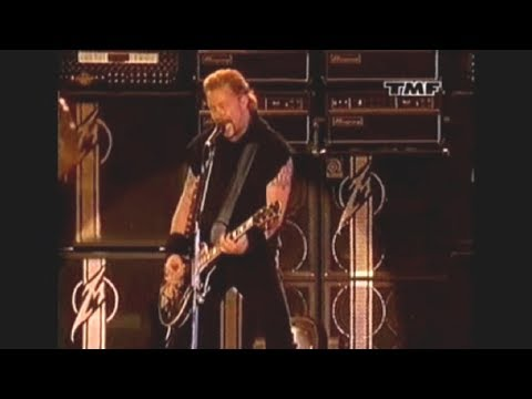 Metallica - Live At Rock Werchter '03 [Interview & Performance] [TV Broadcast]
