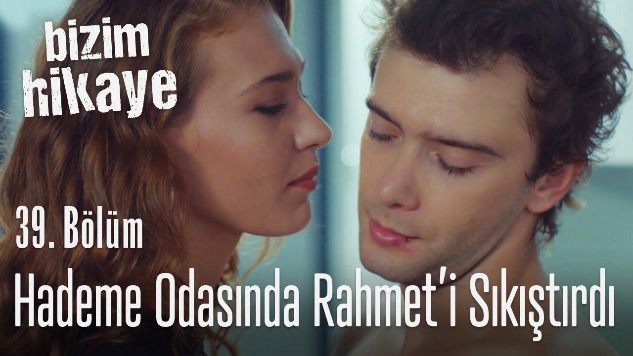 Rahmet'in zor anları - Bizim Hikaye 39. Bölüm