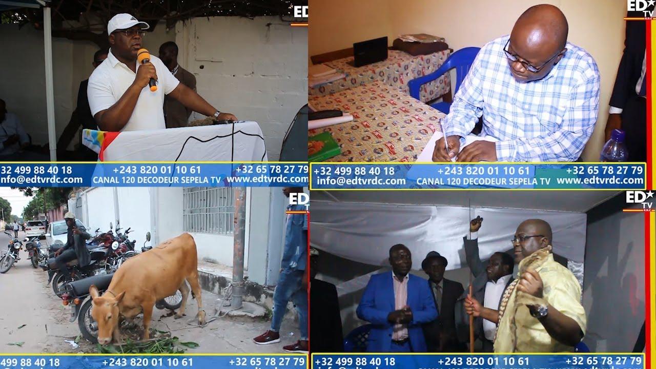 CONGO YA NANI DU 30 AVRIL 2018: LA SEMAINE DU PRÉSIDENT FATSHI