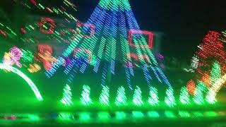 Christmas lights and music Billerica,MA