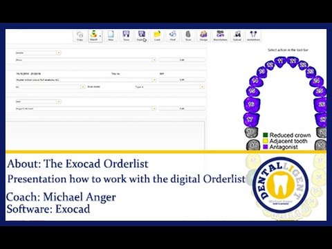 DENTALLIGENT | Free full EXOCAD SUPPORT-Video - About: The