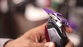 How to modify Andis guards to fit Wahl Senior Cordless
