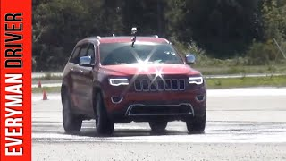 Test Drive: 2014 Jeep Grand Cherokee 4x4 on Everyman Driver