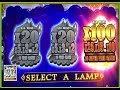 ** 100x Bonus on Magic Lamp ** Super Free Games ** SLOT LOVER **