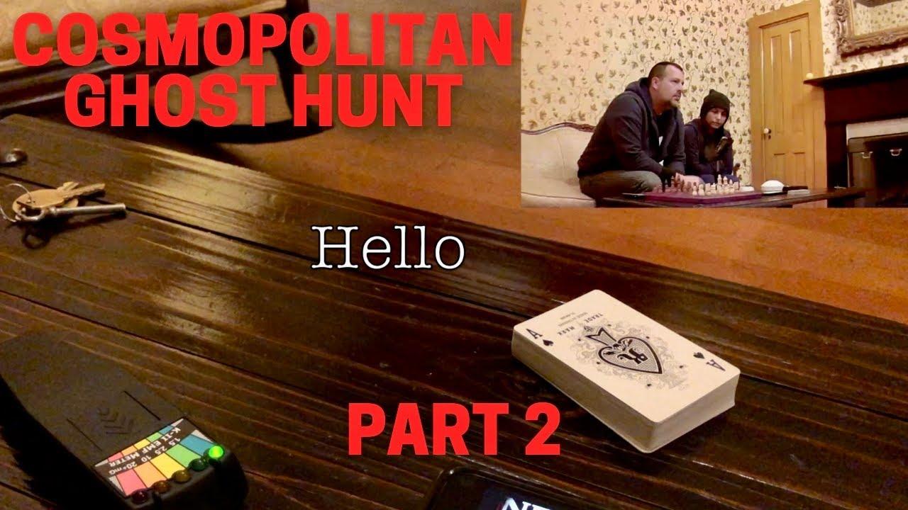 Download Haunted Cosmopolitan Hotel Investigation Part 2 - San Diego CA