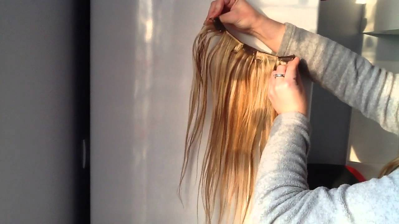 Fantastic Extensions à clips 3D coiffure (mon avis) - YouTube LI75