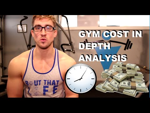 Gym cost analysis