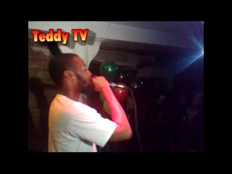 """Bashy performs """"Live in London"""""""