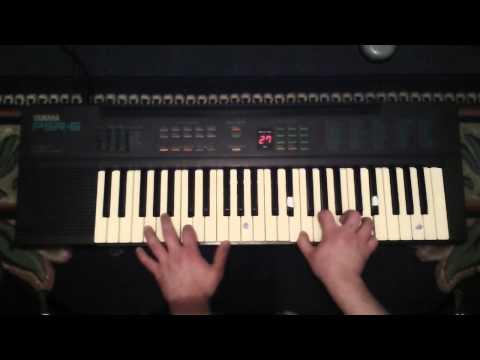 Yamaha PSR-6 Keyboard Part 1/2. 100 Voices & Features