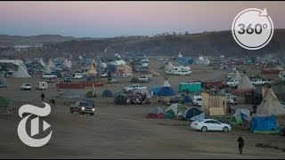 Feeding the Fight at Standing Rock | The Daily 360 | The New York Times thumbnail