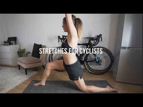 5 BEST STRETCHES FOR CYCLISTS!