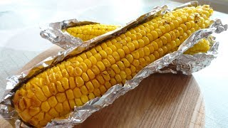 Кукуруза в духовке/Просто объедение!!!!/Corn in the oven