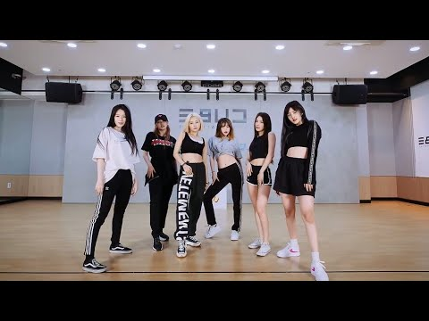[(G)I-DLE - Uh-Oh] Dance Practice Mirrored