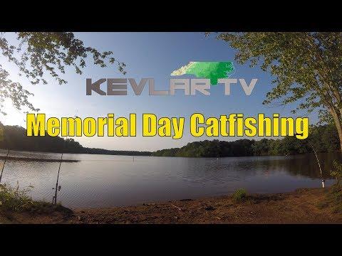 Pantyhose, Slip Rigs, Catfishing And Turtles. Memorial Day Fishing!