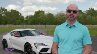 2020 Toyota Supra: First Drive — Cars.com