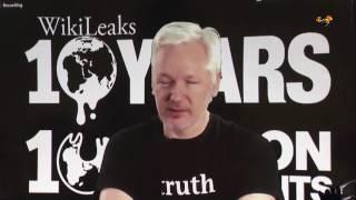 Wikileaks släpper dokument inför USA-val