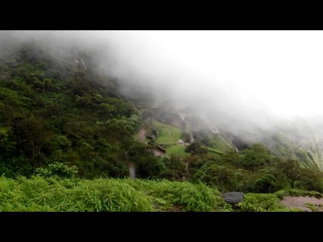 Raigad fort - steps