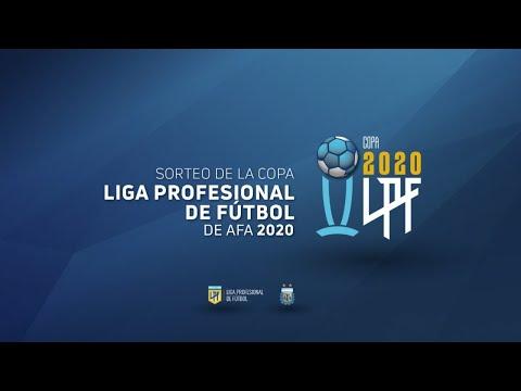 Así quedaron las zonas de la Copa Liga Profesional 2020