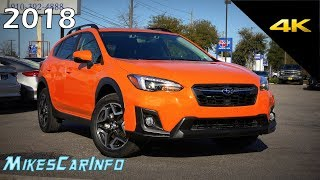 2018 Subaru Crosstrek 2.0i Limited - Ultimate In-Depth Look in 4K