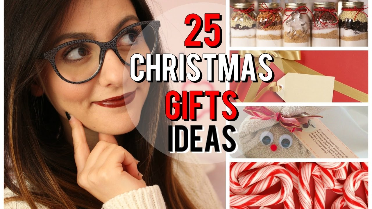 25 Idee Regalo Fai Da Te Per Lui E Per Lei Diy Christmas Gifts