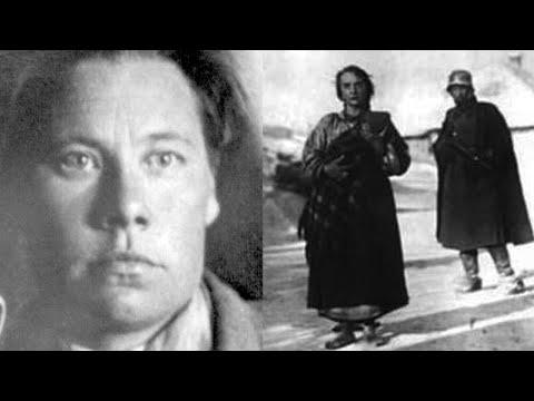 ПОДВИГ ПАРТИЗАНКИ Александры Дрейман