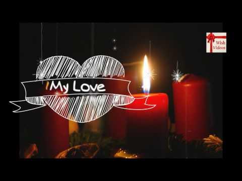 Good Night My Love #Love Greetings #GIF (Wish Videos) - YouTube