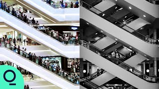 The Rise and Fall of American Malls