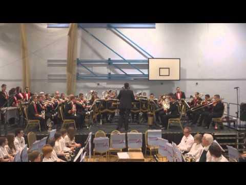 The Black Dyke Band  633 Squadron
