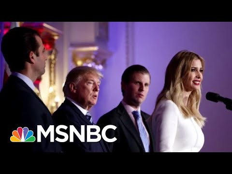 The Other Federal Investigation Worrying President Donald Trump | The Last Word | MSNBC