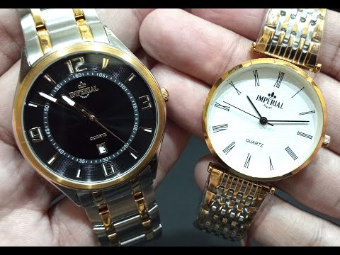 Most Beautiful Original Imperial Watches For Sale In Pakistan / Watches For Men / Watches For Women