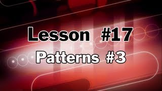 Pool Lessons & Bİlliards Instruction - How to See Patterns Continued - Terry Bell Master Class #17