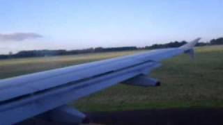 air newzeland chc to syd take off.AVI