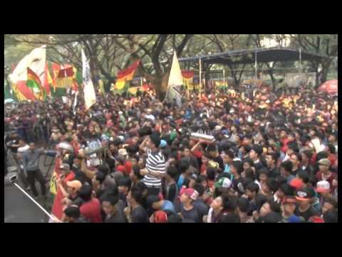 Boys N Root - Sandra Live at Parkir Timur Senayan
