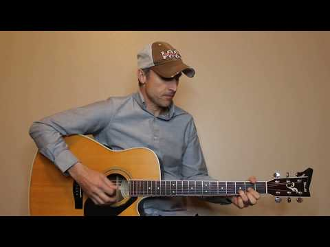 Mix - Born To Love You - LANCO - Guitar Lesson l Tutorial