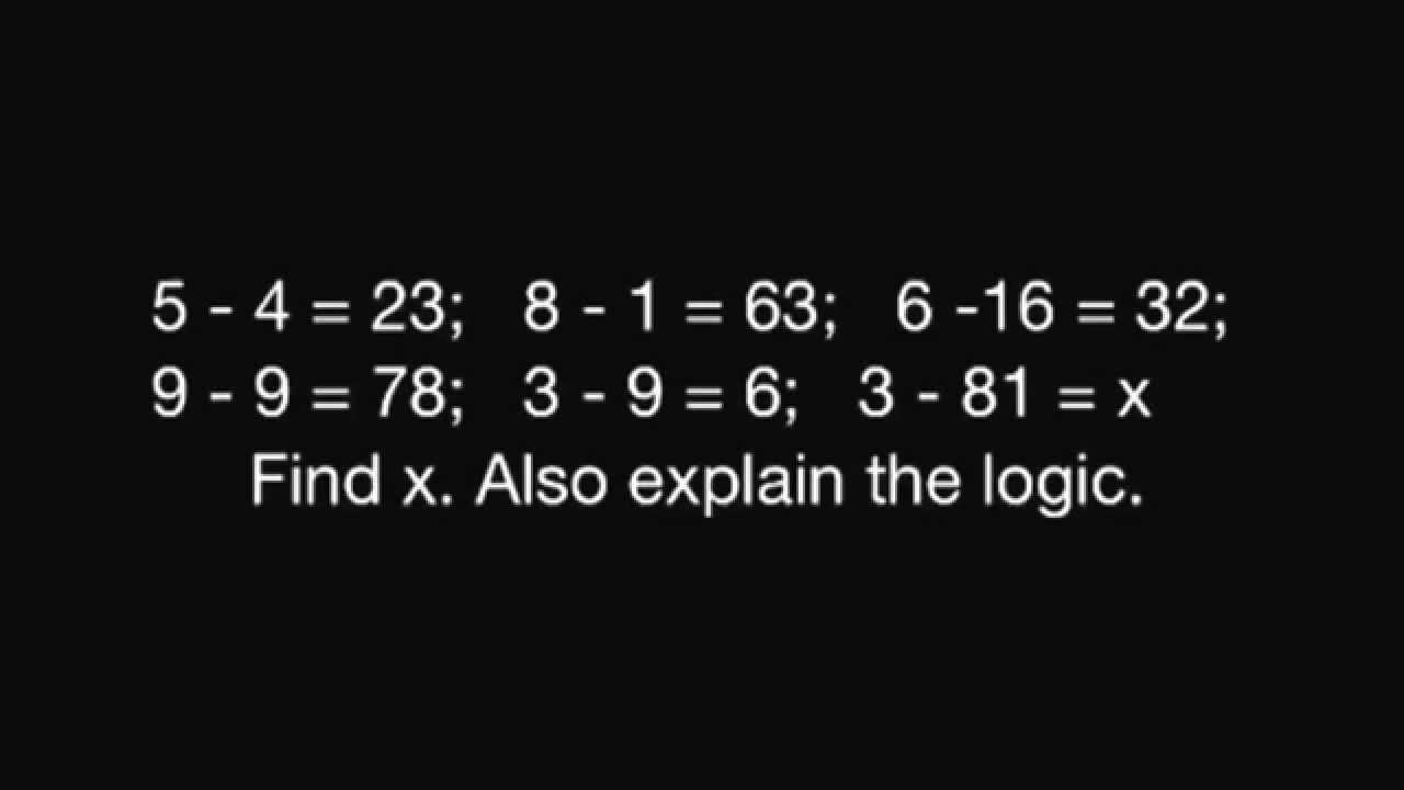 Math Quiz - Middle School, High School - YouTube