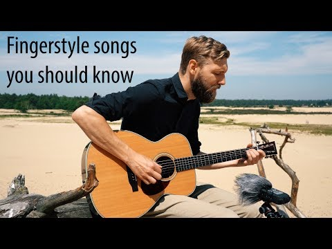 3 Amazing Folk/Blues Fingerstyle Songs For Guitar! - YouTube