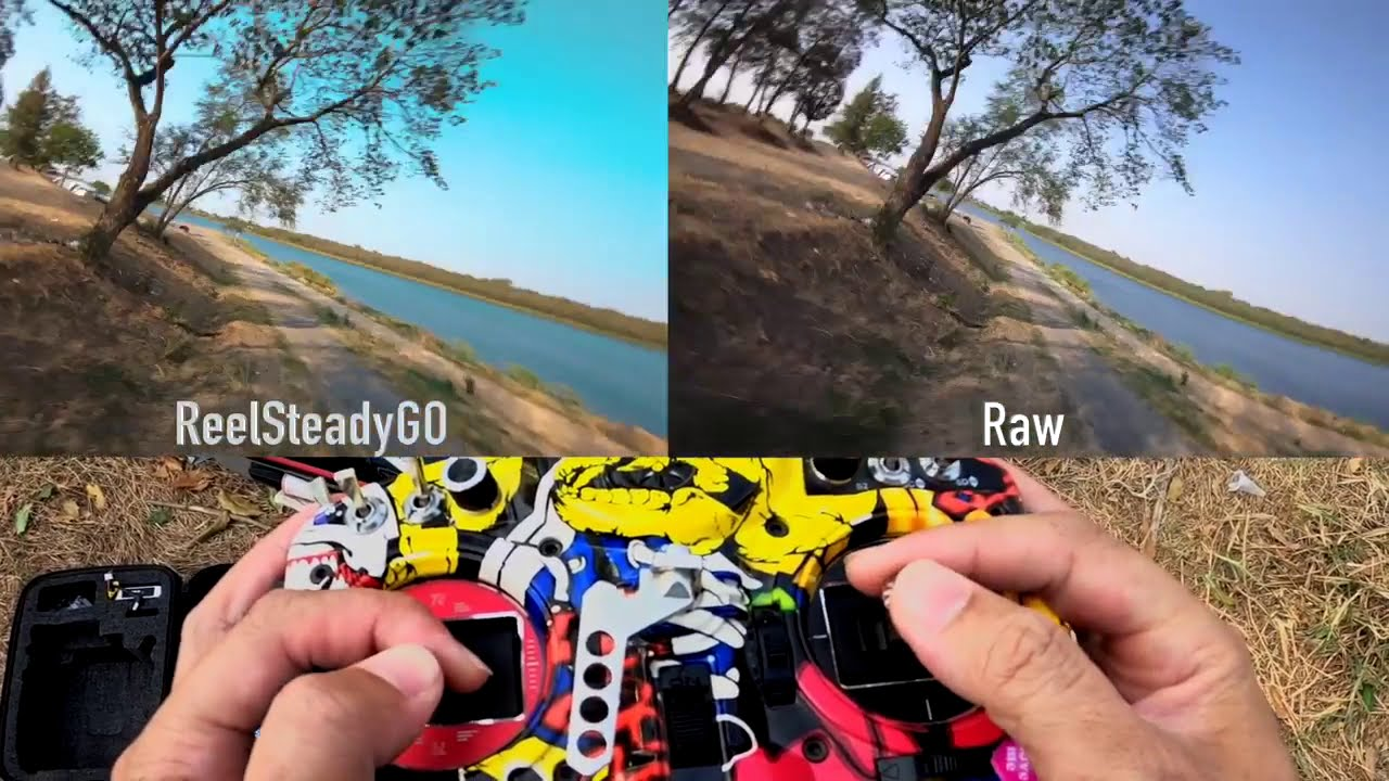 ReelSteady Go good for FPV Freestyle? картинки