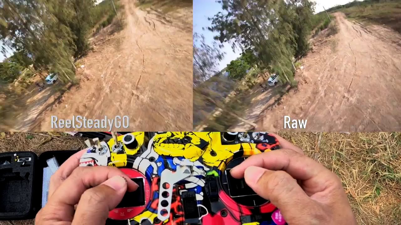 ReelSteady Go good for FPV Freestyle? фото