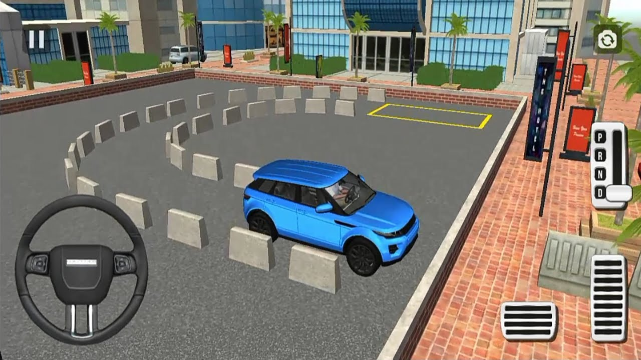 Master Of Parking Suv Game 3d Driving School 2018 Extreme Car