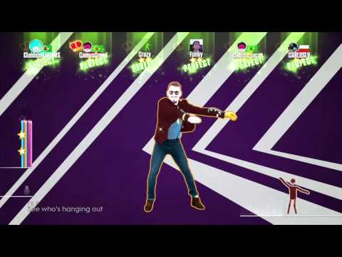 Just Dance 2015 One Way Or Another  Teenage Kicks  5* Stars