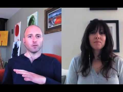 Lee Harris Interviews Wendy Kennedy (on channeling and sensitivity)